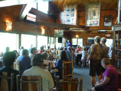 Centennial party at Lake Clear Lodge (6)